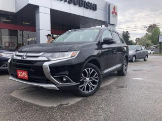 Used 2018 Mitsubishi Outlander SE for sale in North Bay, ON