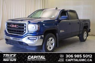 Used 2017 GMC Sierra 1500 SLE Crew Cab *NAV* for sale in Regina, SK