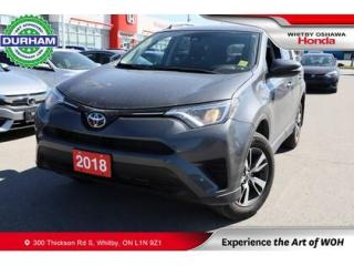 Used 2018 Toyota RAV4 FWD LE for sale in Whitby, ON
