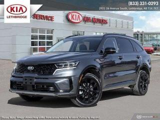 New 2021 Kia Sorento SX for sale in Lethbridge, AB