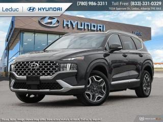 New 2021 Hyundai Santa Fe Hybrid Preferred for sale in Leduc, AB