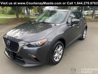 Used 2019 Mazda CX-3 GS AWD at for sale in Courtenay, BC