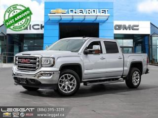 Used 2018 GMC Sierra 1500 SLT 5.3L V8 | LEATHER | NAV | for sale in Burlington, ON
