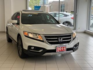 Used 2014 Honda Accord Crosstour 5D V6 EX-L Navi for sale in Burnaby, BC