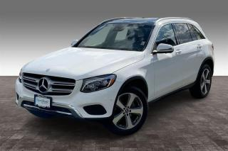 Used 2017 Mercedes-Benz GLC 300 4MATIC SUV for sale in Langley, BC