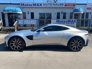 Used 2019 Aston Martin Vantage Coupe- ACCIDENT FREE- WE FINANCE for sale in Stoney Creek, ON