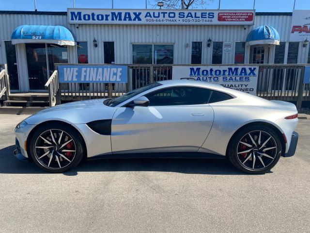 2019 Aston Martin Vantage Coupe- SOLD SOLD