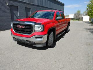 Used 2017 GMC Sierra 1500 4WD Crew Cab for sale in North York, ON