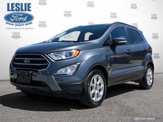 Used 2018 Ford EcoSport SE for sale in Harriston, ON