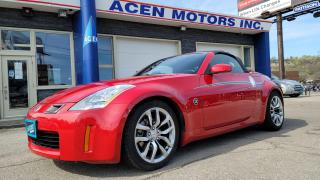 Used 2004 Nissan 350Z Convertible, only 36,000 km, for sale in Hamilton, ON