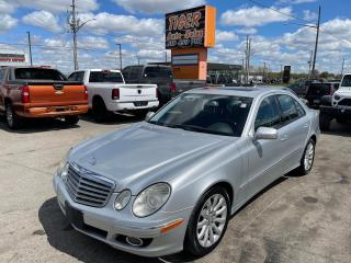 Used 2008 Mercedes-Benz E-Class 3.0L*4MATIC*ONLY 171KMS*NO ACCIDENT*CERTIFIED for sale in London, ON