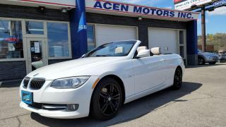 Used 2013 BMW 3 Series 328I- Convertible - Excellent Condition - Low km for sale in Hamilton, ON