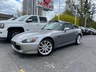 Used 2007 Honda S2000 Convertible for sale in Cambridge, ON
