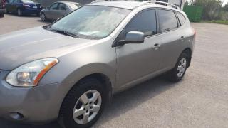 Used 2008 Nissan Rogue S  AWD for sale in Otonabee, ON