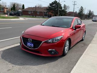 Used 2015 Mazda MAZDA3 GS for sale in Scarborough, ON