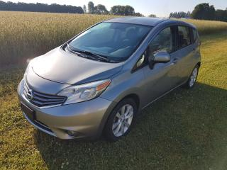 Used 2014 Nissan Versa Note SL for sale in Delhi, ON