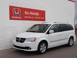 Used 2017 Dodge Grand Caravan CREW 3.6L V6 for sale in Edmonton, AB
