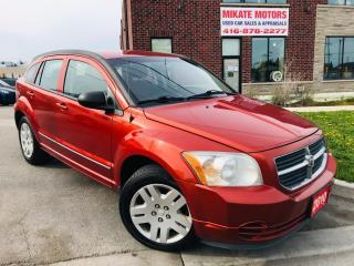 Used 2010 Dodge Caliber SXT - LOW KM'S! for sale in Rexdale, ON