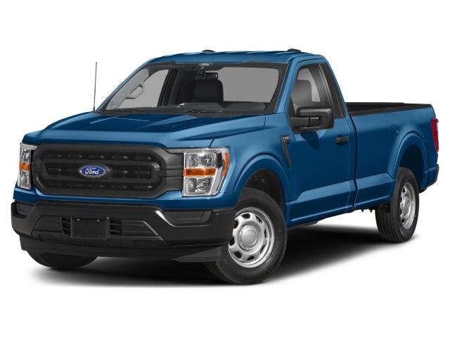 2021 Ford F-150 XL 4WD REG CAB 6.5' BOX
