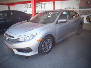 Used 2018 Honda Civic EX for sale in Saint John, NB
