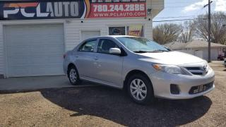 Used 2011 Toyota Corolla for sale in Edmonton, AB