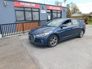 Used 2018 Hyundai Elantra Limited|Backup Camera|Bluetooth|USB/AUX for sale in St. Thomas, ON