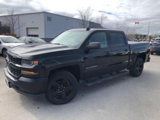 Used 2018 Chevrolet Silverado 1500 Custom for sale in Tilbury, ON