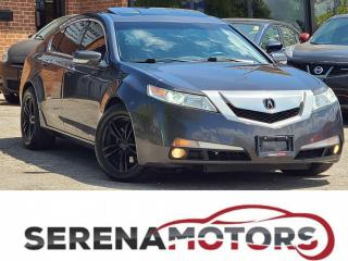 Used 2009 Acura TL AUTO | V6 | 3.5L| TECH PKG | FULLY LOADED | for sale in Mississauga, ON
