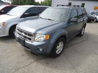 Used 2010 Ford Escape XLT for sale in Sarnia, ON