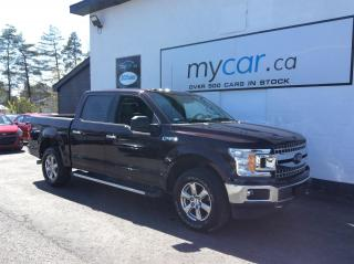 Used 2018 Ford F-150 XLT XTR, BOARDS, BACKUP CAM, SUPER LOW KM!! for sale in Richmond, ON