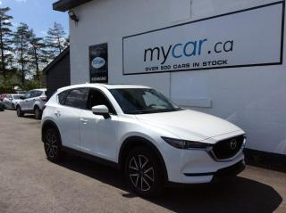 Used 2018 Mazda CX-5 GT LEATHER, SUNROOF, NAV, HEATED SEATS, WHAT A BEAUTY for sale in Richmond, ON