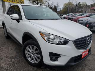 Used 2016 Mazda CX-5 GS/NAVI/CAMERA/ROOF/LOADED/ALLOYS for sale in Scarborough, ON