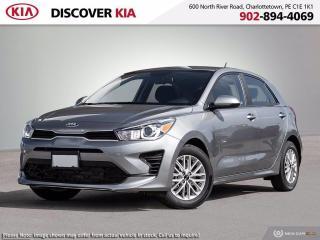 New 2021 Kia Rio LX+ for sale in Charlottetown, PE