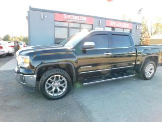 Used 2015 GMC Sierra 1500 SLT | Leather | Navigation | Backup Camera for sale in St. Thomas, ON