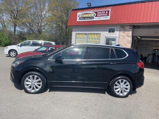 Used 2016 Buick Envision Premium II for sale in Morrisburg, ON