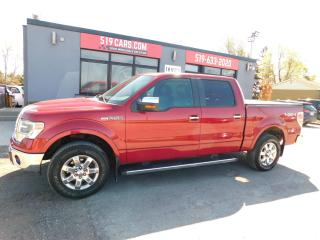 Used 2014 Ford F-150 Lariat | Leather | Sunroof | Navigation for sale in St. Thomas, ON