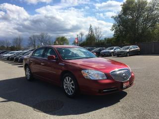 Used 2011 Buick Lucerne CX for sale in London, ON