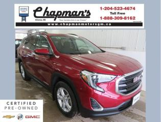Used 2018 GMC Terrain SLE Remote Start, Rear Vision Camera, Heated Front Seats for sale in Killarney, MB