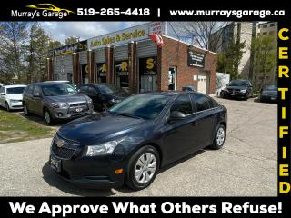 Used 2012 Chevrolet Cruze LS+ w/1SB for sale in Guelph, ON