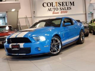Used 2010 Ford Mustang SVT SHELBY GT500-5.4L V8-540HP-SUPER CHARGED-6 SPD for sale in Toronto, ON
