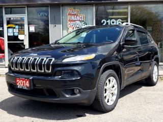 Used 2014 Jeep Cherokee 4WD 4dr North for sale in Bowmanville, ON