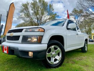 Used 2011 Chevrolet Colorado LT Extended Cab for sale in Guelph, ON