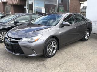 Used 2016 Toyota Camry LE for sale in Cambridge, ON