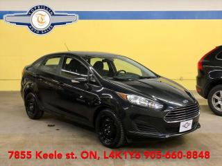 Used 2014 Ford Fiesta SE Auto, Bluetooth, 2 Years Warranty for sale in Vaughan, ON
