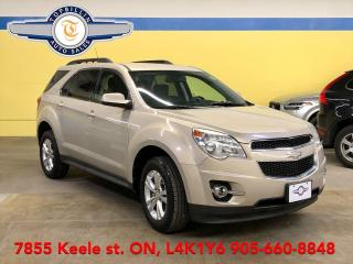 Used 2011 Chevrolet Equinox LT Backup Cam, Heated Seats, 2 Years Warranty for sale in Vaughan, ON
