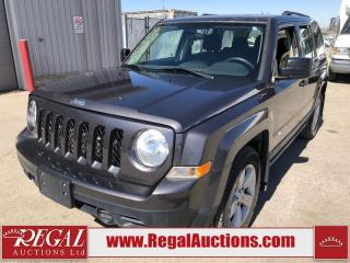 Used 2016 Jeep Patriot Sport 4D Utility 2WD 2.4L for sale in Calgary, AB