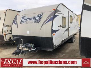Used 2014 Forest River Wildwood X-LITE SERIES 281QBXL TRAVEL TRAILER for sale in Calgary, AB