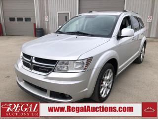 Used 2011 Dodge Journey R/T 4D Utility 7PASS AWD 3.6L for sale in Calgary, AB