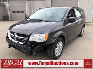 Used 2015 Dodge Grand Caravan CVP 4D Wagon 3.6L for sale in Calgary, AB