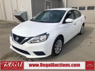 Used 2016 Nissan Sentra S 4D Sedan AT 1.8L for sale in Calgary, AB